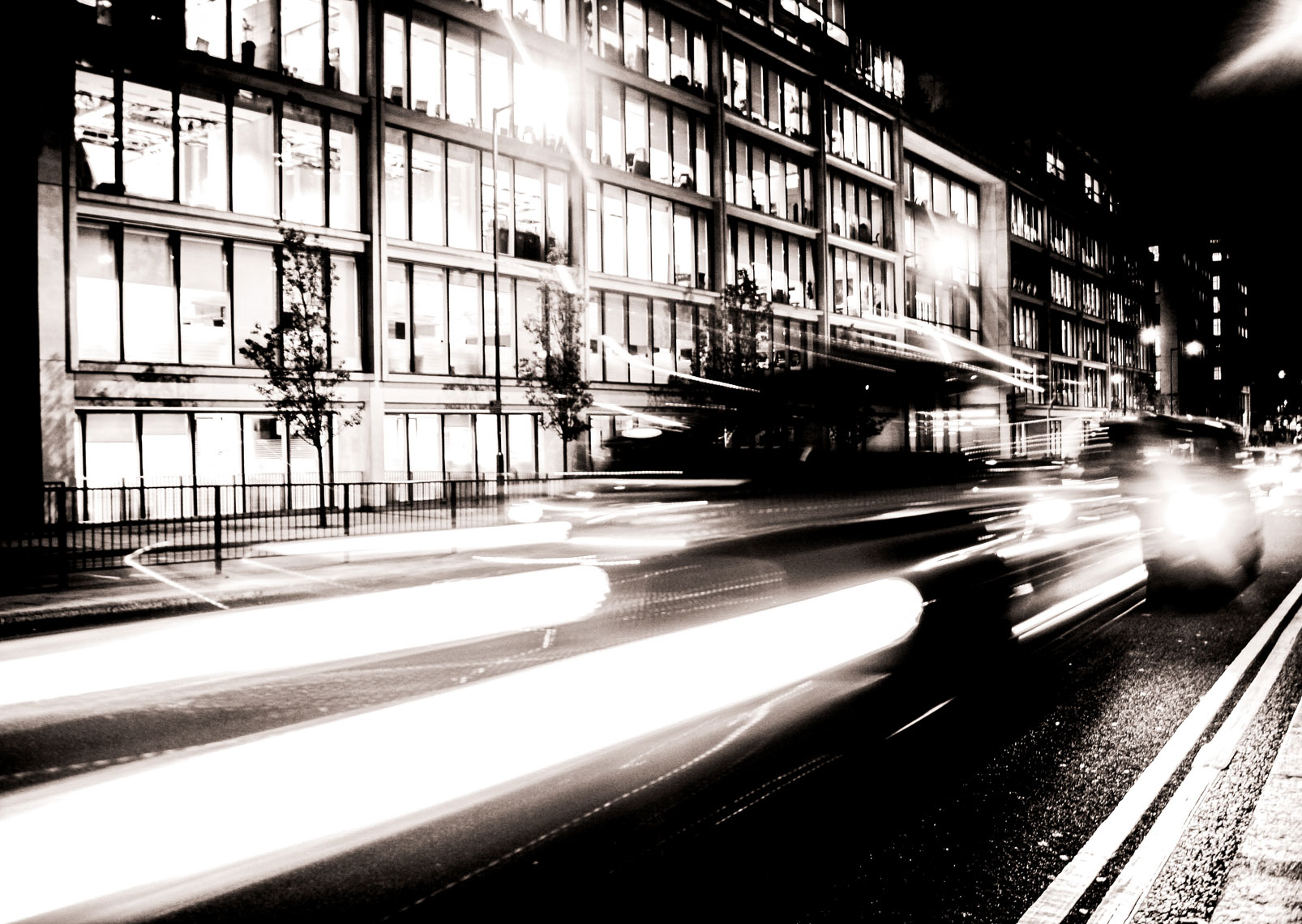 London Speed Blur