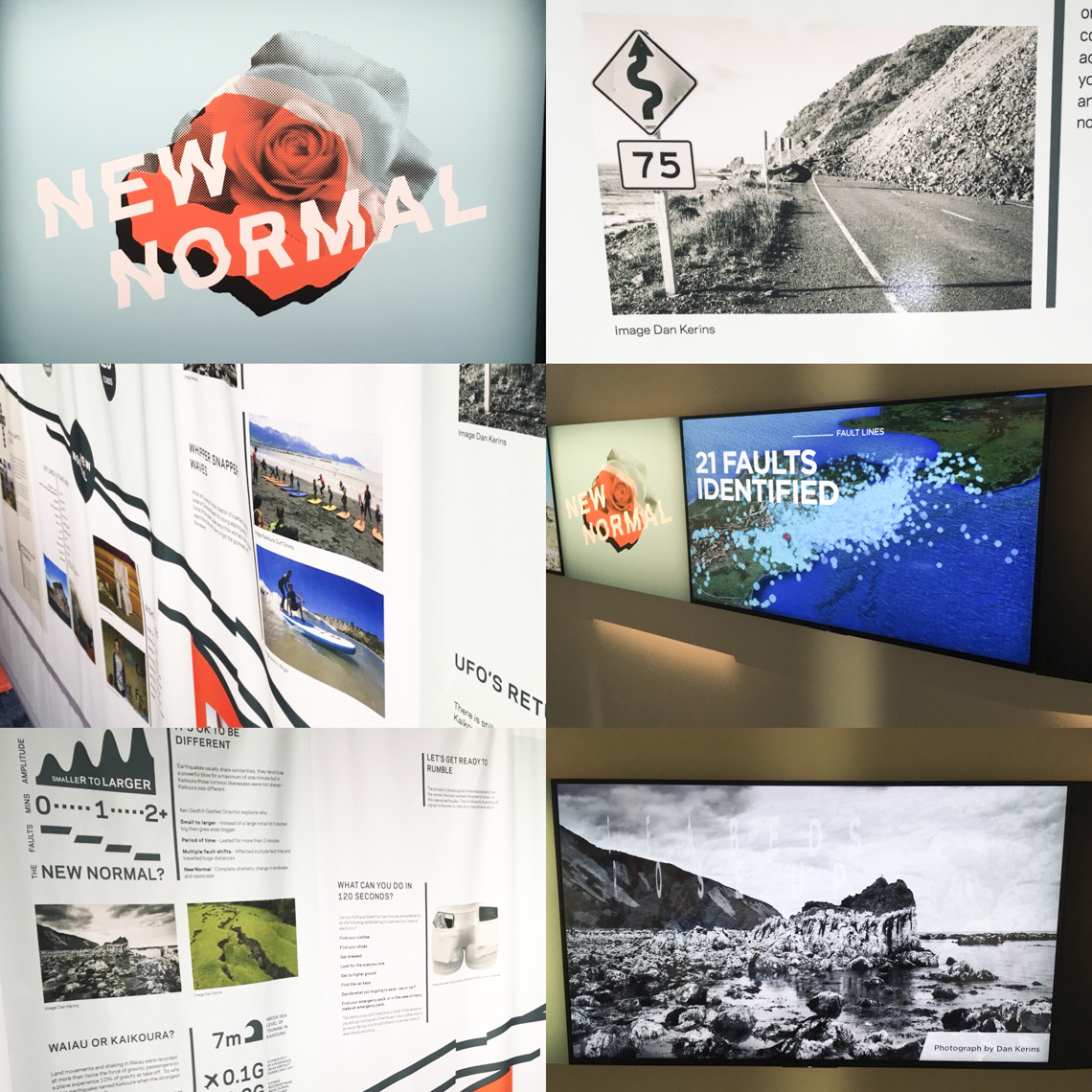 The New Normal- Kaikoura Museum Exhibition